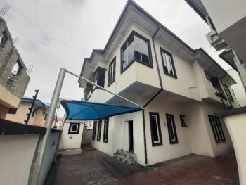 Luxury 5 Bedroom Fully Detached Duplex with Driveway, Osapa, Lekki, Lagos, Detached Duplex for Sale