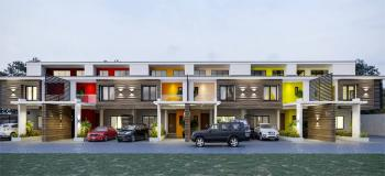 Luxurious  4 Bedroom Terraces, Available at Lbs Ajah, Awoyaya and Ogombo Road Abraham Adesanya, Ajah, Lagos, Terraced Duplex for Sale
