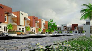 4 Bedroom Terraced Duplex, Eagles Court The Vintage, Off  Notre Dame Academy,  Kuchiako, Kuje, Abuja, Terraced Duplex for Sale