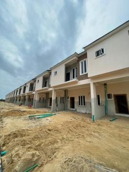 Affordable on Going 4 Bedroom Terraced Duplex, By Second Toll Gate, Lekki Phase 2, Lekki, Lagos, Terraced Duplex for Sale