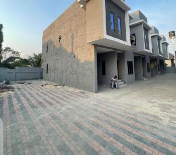 Luxury Newly Built 4 Bedroom Terrace Duplex, Osapa London, Lekki Phase 2, Lekki, Lagos, Terraced Duplex for Rent