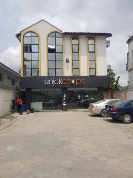 a Two-storey Commercial Building with Open Floor Office Space, Mobolaji Bank Anthony Way, Maryland, Lagos, Plaza / Complex / Mall for Sale