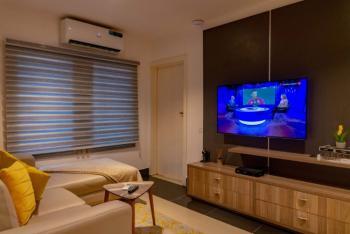 Sophisticated 1 Bedroom Apartment with Aesthetic & Minimalist Design, Off Nike Art Gallery Road, Ikate Elegushi, Lekki, Lagos, Flat / Apartment Short Let