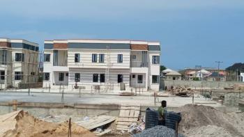 Luxury 3 Bedrooms Semi Detached Duplex in Developed Estate, Richland Gardens, Bogije, Ibeju Lekki, Lagos, Semi-detached Duplex for Sale