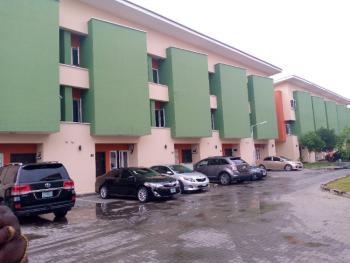Luxury 4 Bedroom Terrace Duplex, Angles Court Estate, Agungi, Lekki, Lagos, Terraced Duplex for Rent