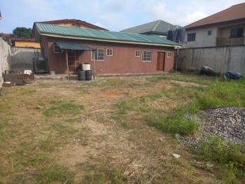 Fenced Land on a Tarred Road in a Prestigious and Secured Estate, Oko Oba Gra Scheme 1 Estate, Agege, Lagos, Residential Land for Sale