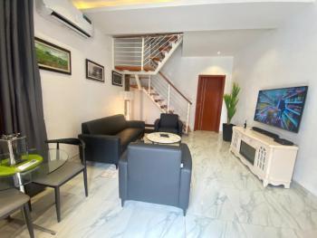 Luxury 2 Bedroom Duplex in Serene Estate and Environment, Lekki Conservation Road, By Lcc 2nd Toll Gate Apartments, Lekki Expressway, Lekki, Lagos, Semi-detached Duplex Short Let