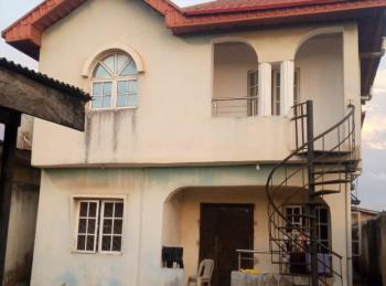 Block of 2 Flats, Cele Bus-stop, Alagbole, Ifo, Ogun, Block of Flats for Sale