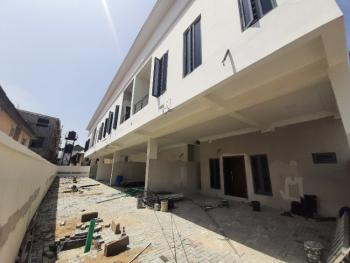 Newly Built 4 Bedrooms Terrace, Ologolo, Lekki, Lagos, Terraced Duplex for Sale