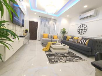Charming 3 Bedrooms Apartment, Ikate, Lekki, Lagos, Flat / Apartment Short Let