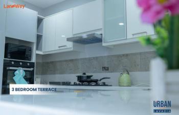 House, Ajah, Lagos, Terraced Duplex for Sale