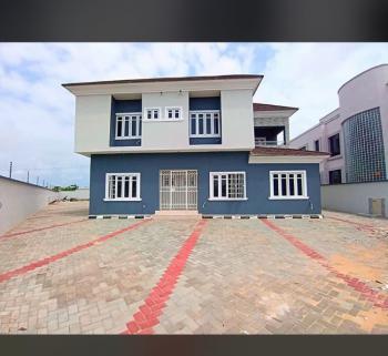 4 Bedroom Semi Detach Duplex with 2 Rooms Bq, Pinnock Beach Estate, Osapa, Lekki, Lagos, Semi-detached Duplex for Rent