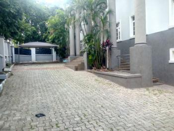 Luxury Ambassadorial Fully Detached Duplex with Swimming Pool, Maitama District, Abuja, Detached Duplex for Rent