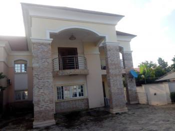 5 Bedrooms Duplex with 2 Rooms Bq, Jabi, Abuja, Detached Duplex for Rent