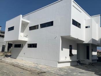 Brand New 4 Bedroom Duplex with a Room Boys Quarter, Diamond Estate, Off Monessary Road, Sangotedo, Ajah, Lagos, Semi-detached Duplex for Sale