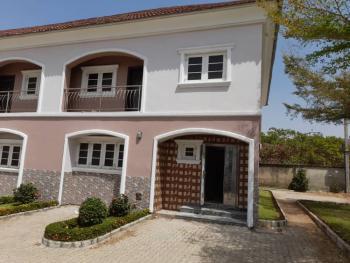 4 Bedroom Terrace Duplex in a Serene Area, Jabi, Abuja, Terraced Duplex for Rent
