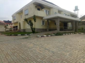 7 Bedroom Detached Duplex with 2 Bedroom Chalets, 4 Rooms Bq., Off Ibb Way, Maitama District, Abuja, Detached Duplex for Rent