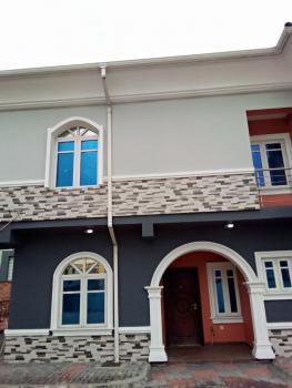 Luxury Four Bedrooms Terrace with Bq, Lekki Phase 1, Lekki, Lagos, Terraced Duplex for Rent