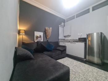 Nordic Style 1 Bedroom Fkat, Beside Brass and Copper, Off Admiralty, Lekki Phase 1, Lekki, Lagos, Mini Flat Short Let