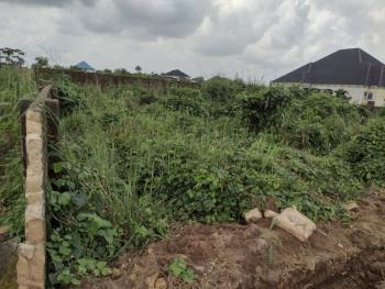 Beautiful Fenced Plot of Land., Osongama Estate, Uyo, Akwa Ibom, Residential Land for Sale