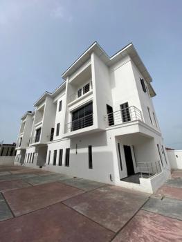 Lovely Four Bedroom Semi Detached Duplex, Osapa, Lekki, Lagos, Semi-detached Duplex for Rent