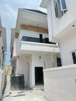 Spacious 4 Bedroom Semi Detached Duplex with Bq, 2nd Toll Gate, Lekki, Lagos, Semi-detached Duplex for Sale