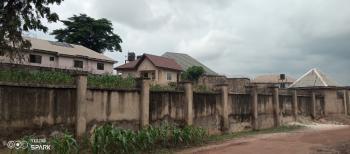Plot of Land with a  Bungalow, Gra, Enugu, Enugu, Residential Land for Sale