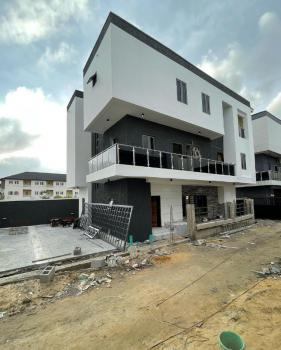 Massive Brand New 5 Bedroom Fully Detached House with Bq, Ikate, Lekki, Lagos, Detached Duplex for Sale