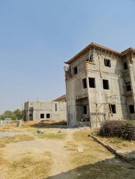 5 Bedroom Detached Duplex Carcass, Jabi, Abuja, Detached Duplex for Sale