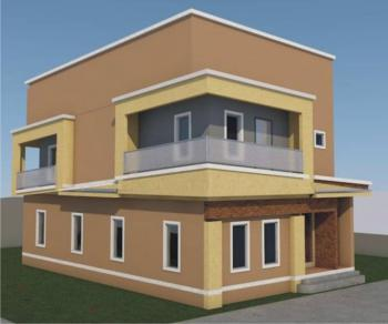 Spacious 3 Bedroom Fully Detached Duplex in a Serene Environment, Katampe District, Katampe (main), Katampe, Abuja, Detached Duplex for Sale