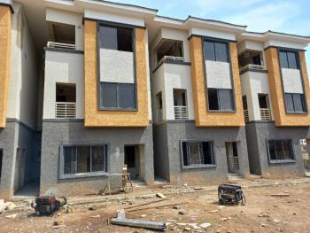 4 Bedrooms Terrace Duplex, Guzape, Guzape District, Abuja, Terraced Duplex for Sale