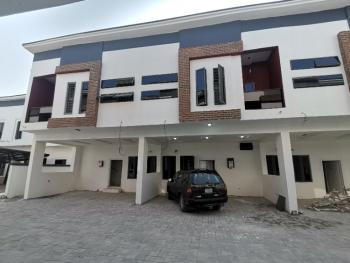 Exquisitely Finished 4 Bedrooms Terraced Duplex with 24 Hours Light, Chevron Toll Gate, Lekki, Lagos, Terraced Duplex for Rent
