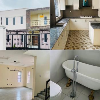 Amazing 4 Bedrooms Detached Duplex, Thera Annex, Sangotedo, Ajah, Lagos, Detached Duplex for Sale