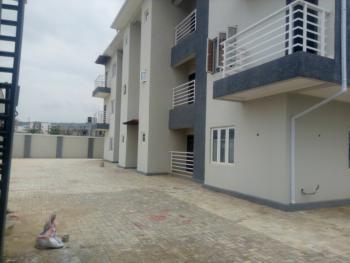 Newly Build 3 Bedroom Flat, Jahi District, Jahi, Abuja, Flat / Apartment for Rent