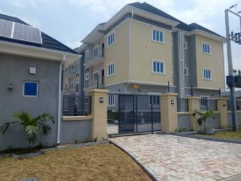 Serviced, Spacious 2 Bedroom Flat with Generator and Air Condition, District, Jahi, Abuja, Flat / Apartment for Rent