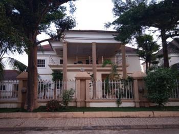 Standard Lovely Built 5 Bedroom Detached Duplex with Attached Bq, Jabi, Abuja, Detached Duplex for Sale