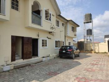 3 Bedroom Flat Within a Semi Serviced Premises, Ogombo Road, Ogombo, Ajah, Lagos, Flat / Apartment for Rent