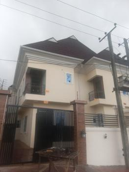 Cheap Fantastic Luxury  4 Bedroom Duplex with Bq, Serene Environment, Adeola Estate, Off College Road, Ogba, Ikeja, Lagos, Detached Duplex for Sale