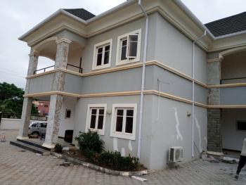 Serviced  Brand New 4 Bedroom Semi Detached Duplex with 1 Bedroom Bq, Life Camp, Abuja, Semi-detached Duplex for Rent