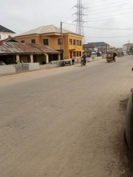 Plot of Land Measuring 622.146sqm on an Industrial Road, Jagunmolu Street By Justrite, Bariga, Shomolu, Lagos, Mixed-use Land for Sale