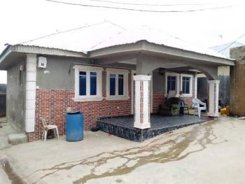2 Bedroom Flat & 2 Unit R/p Selfcontained with C of O, Behind Arademi Mosque, Abobo Oke-odo, Off Aba Paanu/elebu, Ibadan, Oyo, Block of Flats for Sale