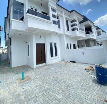 Brand New 4 Bedroom Duplex with Bq, Off Shoprite Road., Osapa, Lekki, Lagos, Semi-detached Duplex for Rent