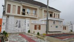 Brand New, Spacious And Lavishly Finished 4 Bedroom Semi-detached Duplex, Chevy View Estate, Lekki, Lagos, 4 bedroom, 6 toilets, 5 baths Semi-detached Duplex for Sale