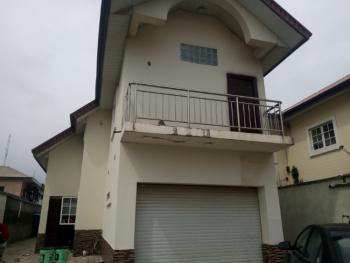5-bedroom Semi-detached House with 2-rooms Bq., Lekki Phase 1, Lekki, Lagos, Semi-detached Duplex for Rent