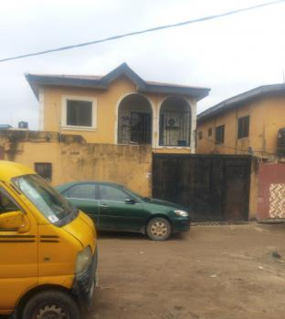 a Storey Building of 4nos of Flats:  3 Bedrooms (up) & 2 Bedroom Down, Ketu, Alapere, Ketu, Lagos, Block of Flats for Sale