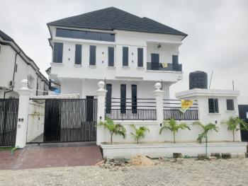 Newly Build Lagoon View 5 Bedroom Fully Detached Duplex+bq, Chevron Drive, Lekki, Lagos, Detached Duplex for Sale
