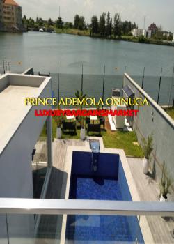 New Waterfront Detached House +2 Bq, Ikoyi, Lagos, Detached Duplex for Sale