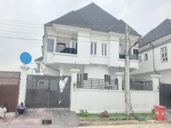 Clean and Very Spacious 4 Bedroom Semi Detached with Bq, Chevron Drive, Lekki, Lagos, Semi-detached Duplex for Rent