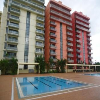 Luxury 3 Bedroom All Ensuite Apartment with a Bq., Ocean Parade Towers, Banana Island, Ikoyi, Lagos, Flat / Apartment for Sale