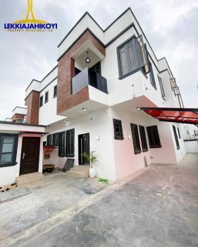 Newly Built 4 Bedroom Semi Detached Duplex with Bq, Lekki Palm City, Ajah, Lagos, Semi-detached Duplex for Rent